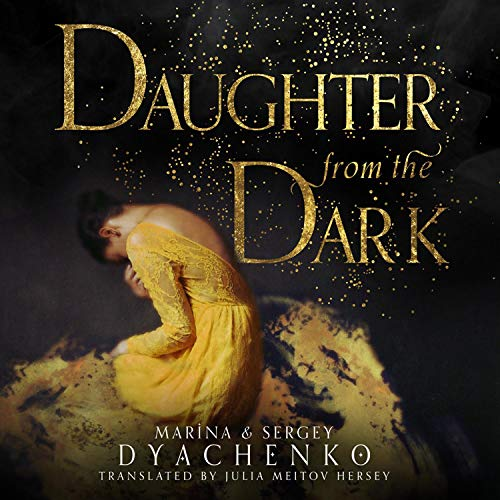 Daughter from the Dark audiobook cover art