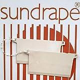 Solar Tek Sonnenschutz 20 Beschwerungsplatten Gewichte mit Kette 13 cm Lamelle Lamellenvorhang
