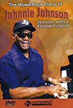 The Blues/Rock Piano of Johnnie Johnson