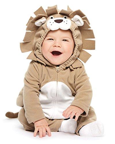 Carter's Baby Boys' Little Lion Costume 12 Months, Little Lion (119G250)