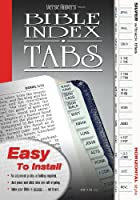 Verse Finders Horizontal Style Silver Bible Tabs