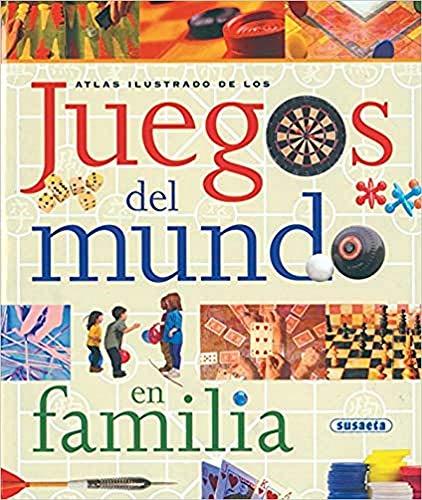 Juegos Del Mundo En Familia,Atlas Ilustrado