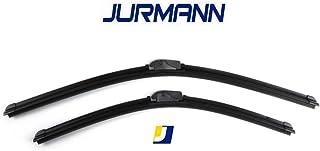 JURMANN+ PREMIUM SOFT 600/600 Aeroscheibenwischer Robust und Aerodynamisch Scheibenwischer Frontscheibenwischer EasyChange