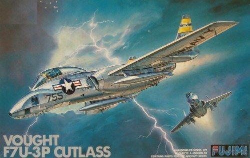 フジミ模型 1/72 H11 F7U3Pカットラス 偵察