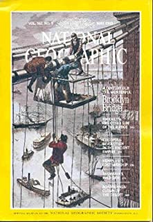 National Geographic Magazine, May 1983 (Vol. 163, No. 5)