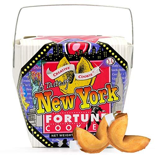 New York Fortune Cookies in Pale [9 cookies]