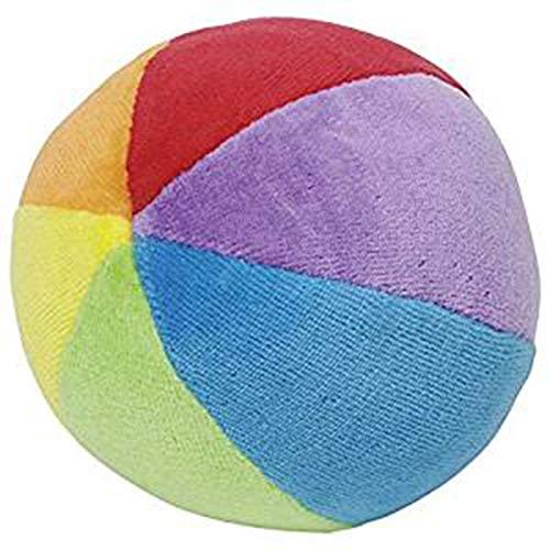 Einsgut stoffball Baby plüschball Soft-Aktiv-Ball groß Weichen Pluesch Spielzeug Fuer Kleinkind Baby Jungen Kinder Geschenk