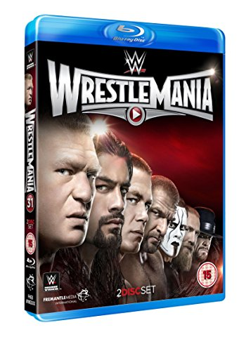 WWE: WrestleMania 31 [Blu-ray] [UK Import]