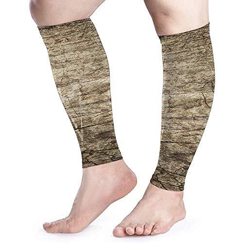 Abstract-antieke kalf compressie mouw been prestaties ondersteuning scheenbeen Splint kalf pijn verlichting