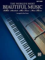 The World's Most Beautiful Music: Ballads-standards-show Tunes-movie Themes: Easy Piano