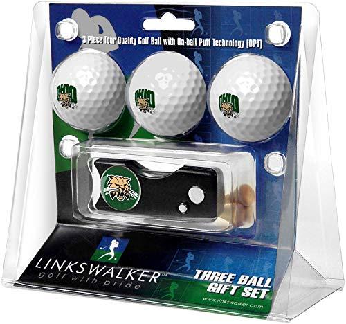 Discover Bargain LinksWalker Ohio University Bobcats - Spring Action Divot Tool 3 Ball Gift Pack