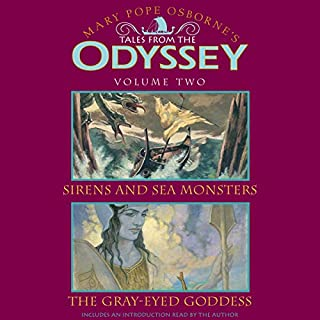 Tales from the Odyssey cover art