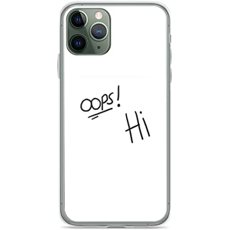 Phone Case Oops Hi Larry Stylinson Compatible with iPhone 6 6s 7 8 X XS XR 11 Pro Max SE 2020 Samsung Galaxy Drop Anti Shockproof