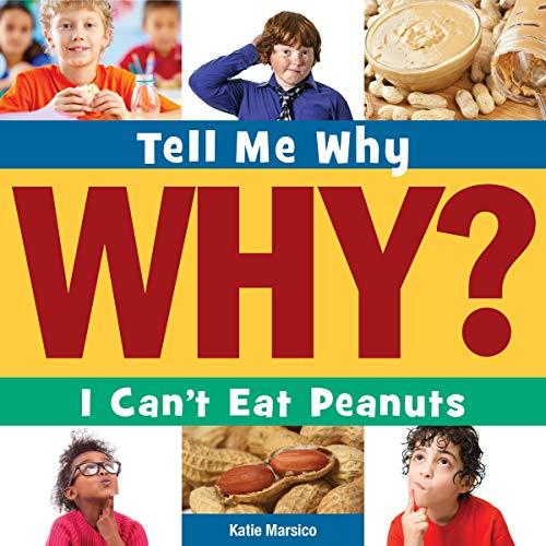 I Can't Eat Peanuts cover art