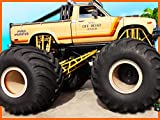 Maui Monster Truck Vs RC Grave Digger and New Spy Gadgets