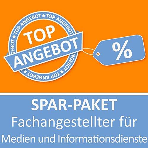 Spar-Paket Lernkarten Fachangestellter für Medien und Informationsdienste: Prüfungsvorbereitung auf die Abschlussprüfung zum Sparpreis