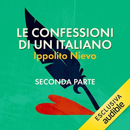 Le confessioni di un italiano 2 audiobook cover art