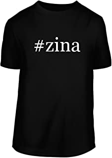 #Zina - A Hashtag Nice Men`s Short Sleeve T-Shirt Shirt