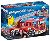 playmobil bomberos city action