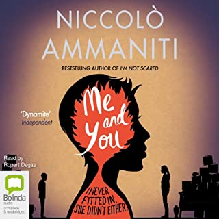 Me and You audiobook cover art