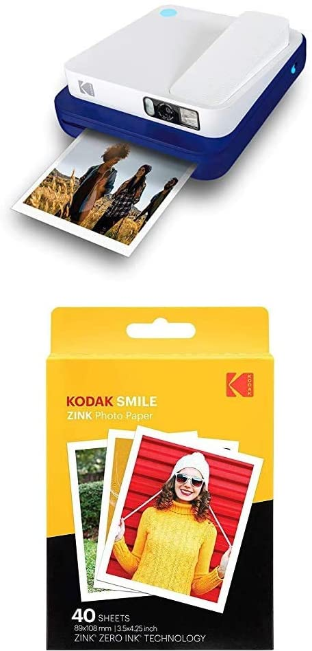 61 opiniones para KODAK Printomatic- Cámara de impresión