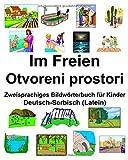Deutsch-Serbisch Im Freien