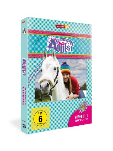 Staffel 1 (Episoden 1-52) (4 DVDs)