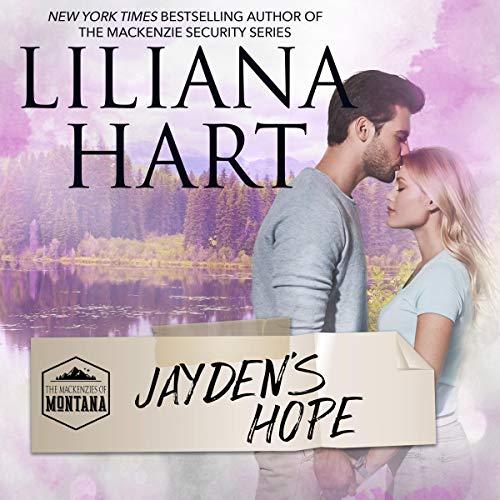 Jayden's Hope audiobook cover art
