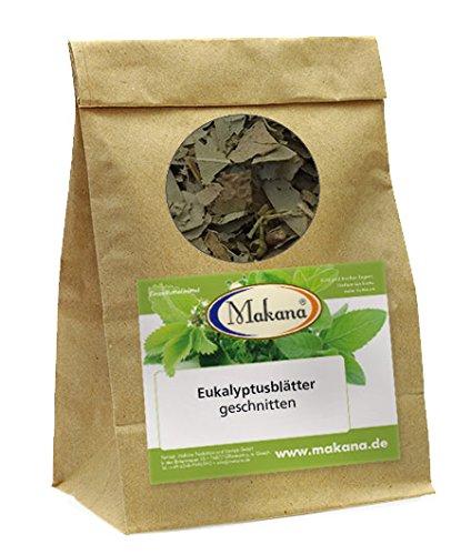 Makana Eukalyptusblätter, geschnitten, 500 g Tüte (1 x 0,5 kg)