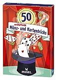 moses. 30244 50 verblüffende Münz und Kartentricks