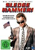 Sledge Hammer - Die komplette Serie (Episode 01-41 + Pilot) [6 DVDs]