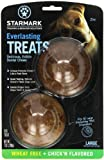 Everlasting Treat For Dogs, Wheat Free Chicken, Large, 2-Pack