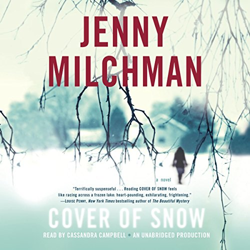 Cover of Snow audiobook cover art