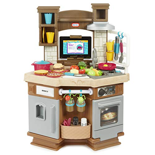 Little Tikes Cook 'n Learn Smart Kitchen