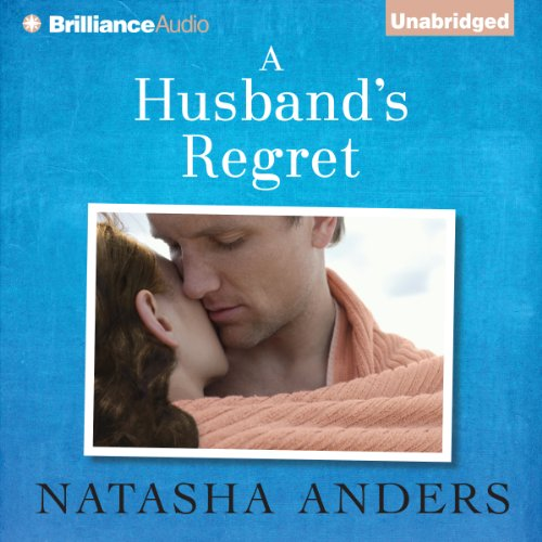 A Husband's Regret audiobook cover art