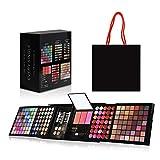 Ruwhere set palette 177 colori per makeup cosmetici professionali, include ombretti fard cipria fondotinta Polvere sopracciglio