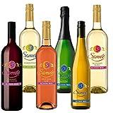 Somée Alkoholfreier Wein Paket - Rotwein,...