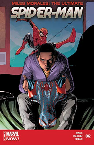 Miles Morales Ultimate Spider-Man (English Edition)