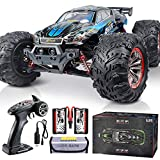 Hosim 9156 46+ KMH High Speed RC Monster Trucks, 1:12 Scale Large Size RC Cars for Adults Boys Kids- Radio Controlled RC Off Road Electronic Hobby Grade Remote Control Cars(Blue)