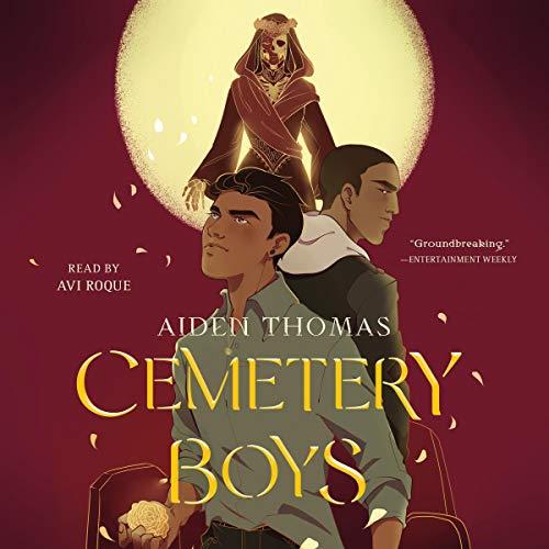 『Cemetery Boys』のカバーアート