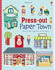 Press-Out Paper Town (Press-outs)