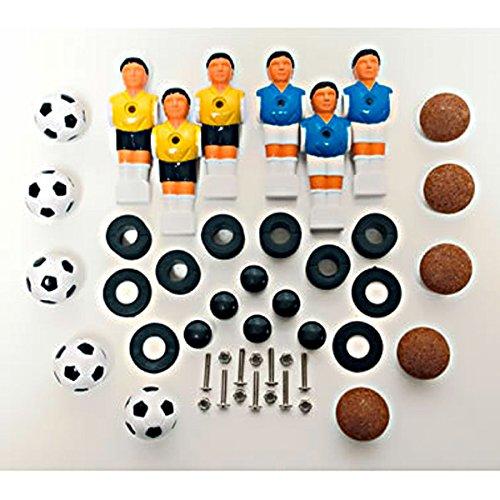 DEMA Tischfussball Fußball Ersatzteilset f. 70129