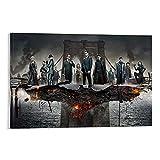 Poster, Motiv Action Crime Drama TV-Serie Gotham (Staffel