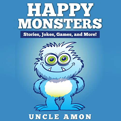 Happy Monsters! cover art