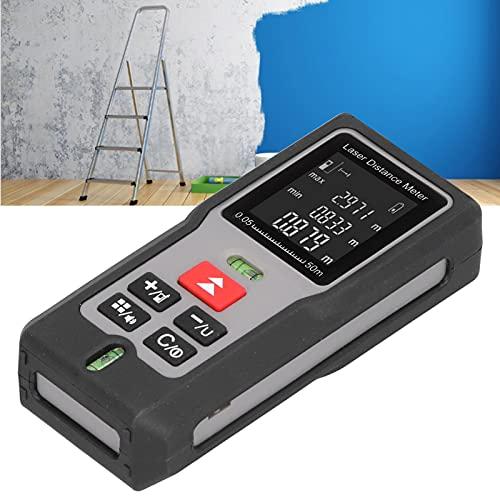 Medidor de distancia, telémetro infrarrojo, telémetro para construcción e industrias para edificios