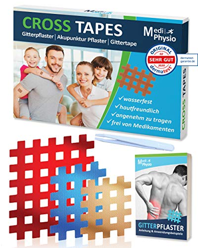 MediPhysio -   Gittertape Premium