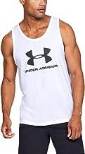 Under Armour Sportstyle Linkerborst Superzacht T-shirt voor heren voor training en fitness, sneldrogend T-shirt voor heren...