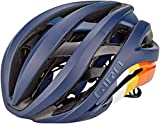 Giro Aether MIPS Casco de Ciclismo Road, Unisex Adulto, Barras Medianoche Mate, S | 51-55cm