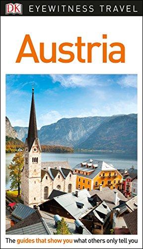Austria. DK Eyewitness Travel Austria (Eyewitness Travel Guides) [Idioma Inglés]