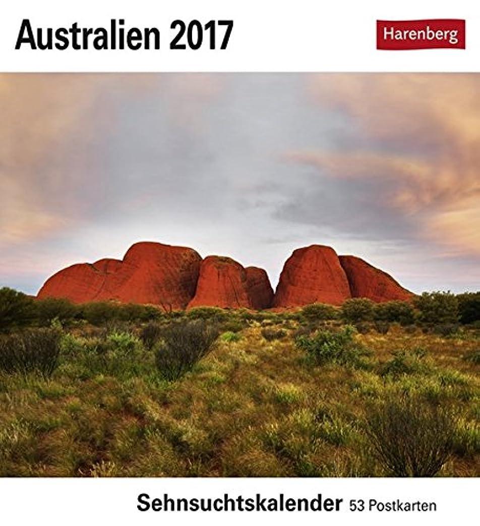 小道具弾丸車Australien 2017: Sehnsuchtskalender, 53 Postkarten